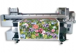 New Digital textile belt printer