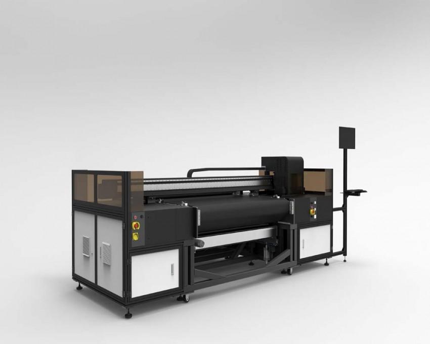 Digital textile fabric large printer - K