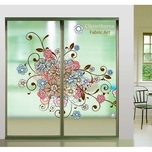 Glass Door & Glass Printing - K